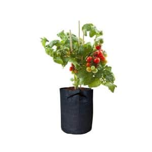 3 Gal. Breathable Fabric Root Aeration Polypropylene Pot with Handles (10-Pack)