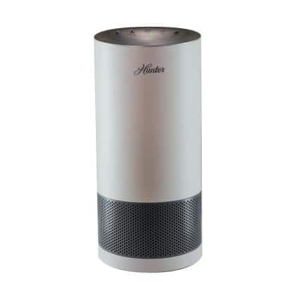 Cylindrical Tower True HEPA Air Purifier