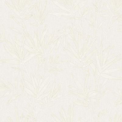 Botanical Leaves Vinyl Strippable Wallpaper (Covers 56 sq. ft.)