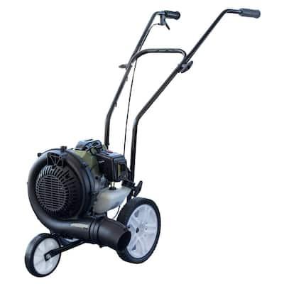 230 MPH 450 CFM 52 cc Gas Powered Walk-Behind Leaf Blower