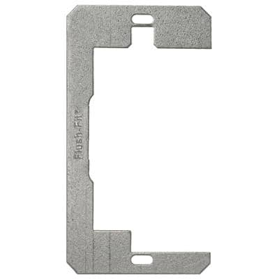 1-Gang Flush-Fit Wall Plate Spacer (3-Pack)