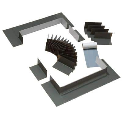 3434, 3446 Low-Profile Flashing with Adhesive Underlayment for Curb Mount Skylight