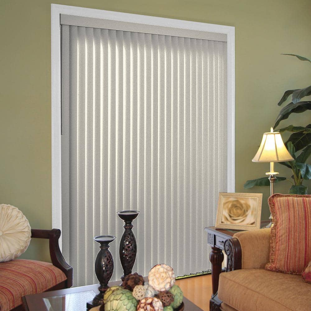"""Complete Ready To Go Plaza Quality Vertical Blind Wand Control Operation 3.5/"""""""