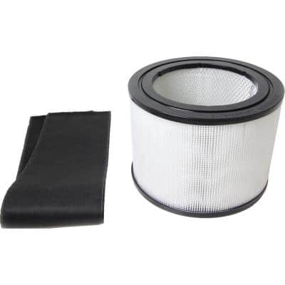 New HEPA Filter and Charcoal filter for the Filter Queen Defender Air Purifier Cleaner