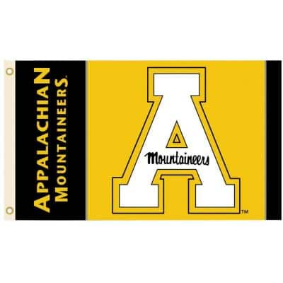NCAA 3 ft. x 5 ft. Appalachian State Flag