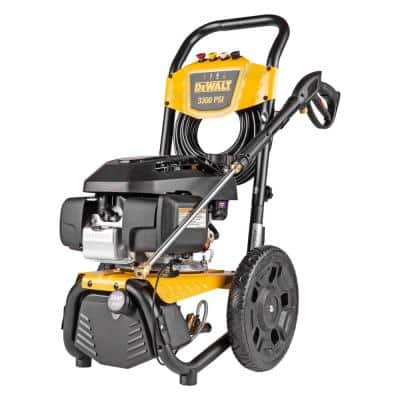 3300 PSI at 2.4 GPM Honda Cold Water Professional Gas Pressure Washer
