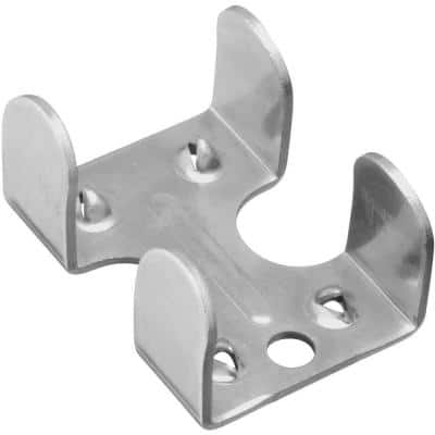 3/8 in. x 1/2 in. Zinc-Plated Rope Clamp