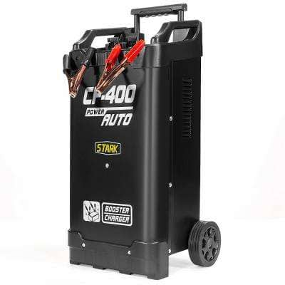 12-Volt and 24-Volt Professional Battery Jump Start and Charger for Car and Truck