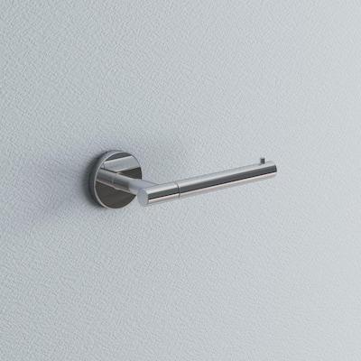 Lyndall Single Post Toilet Paper Holder in Chrome