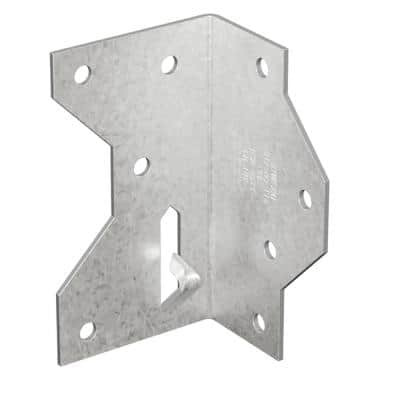 1-7/16 in. x 2-1/2in. ZMAX Galvanized Framing Angle