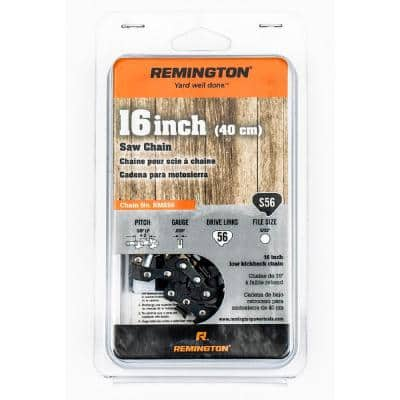 S56 16 in. Chainsaw Chain