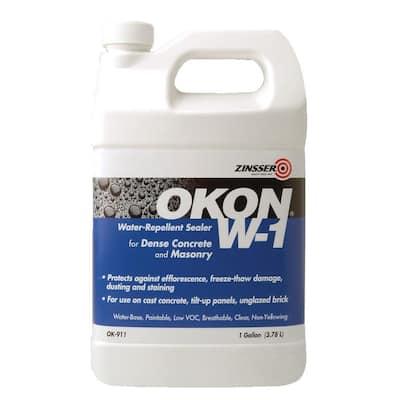 1 gal. W-1 Water Repellent Sealer (6-Pack)