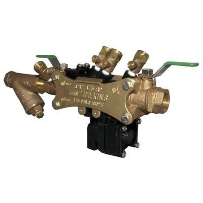 2 in. Reduced Pressure Principle Backflow Preventer