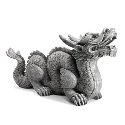 Honorable Dragon Garden Statue