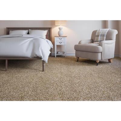 Cobblestone II - Color Cottage Texture 12 ft. Carpet