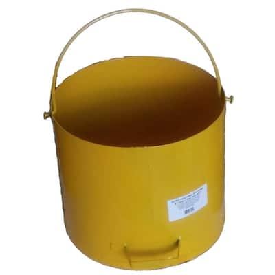 7 Gal. Hot Tar Roofing Bucket