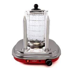 Electric Hot Dog Machine Hot Dog Steamer and Bun Warmer