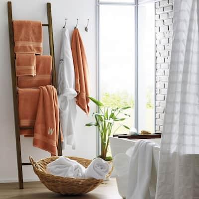 Cotton TENCEL™ Lyocell Solid Bath Sheet