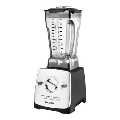 68 oz. 4-Speed Silver Blender