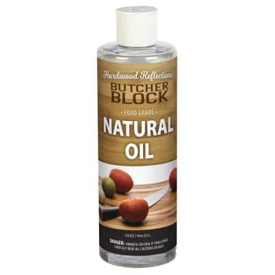 Butcher Block Mineral Oil 1 pt