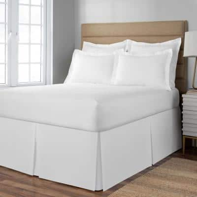 Extra Long 21 in. Drop Length Bed Skirt
