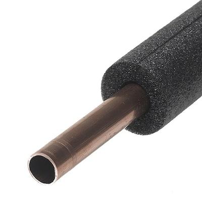 1/2 in. x 3 ft. Foam Semi-Slit Pipe Insulation (4-Pack)