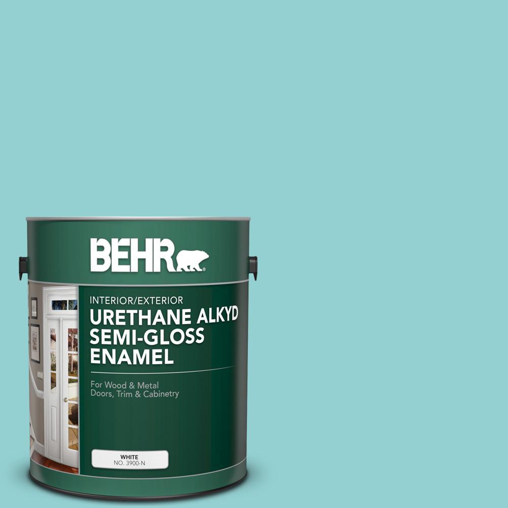 Behr Big Surf Paint Colors Paint The Home Depot