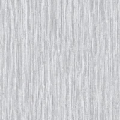 Raffia Silver Paper Non-Pasted Wallpaper Roll (Covers 57.26 Sq. Ft.)