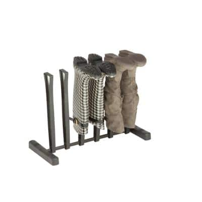 3-Pair Portable Boot Holder in Black
