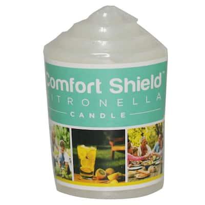 2.4 oz. Citronella Votive Candle (6-Pack)
