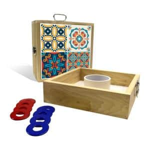 Country Living Multi-Tile Washer Toss Game