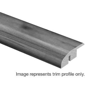 Cliffborn Black Oak 1/2 in. T x 1-3/4 in. Wide x 72 in. Length Laminate Multi-Purpose Reducer Molding