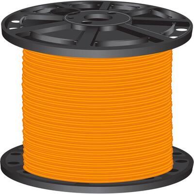 500 ft. 8 Orange Stranded CU SIMpull THHN Wire