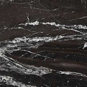 3 in. x 3 in. Granite Countertop Sample in Arabian Nights