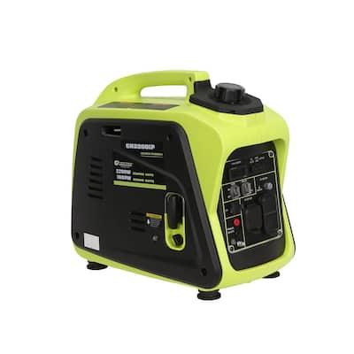 2200-Watt Ultra Quiet Gasoline Powered Digital Portable Inverter Generator, RV and Parallel Ready, EPA/CARB Compliant
