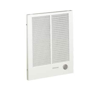 16-13/32 in. x 20-19/64 in. 4,000-Watt High-Capacity Wall Heater in White