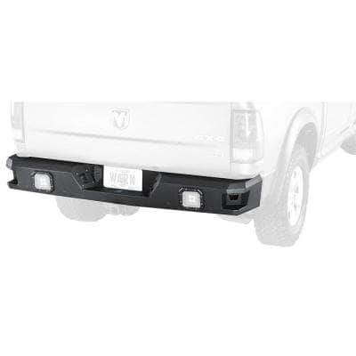 Ascent Rear Bumper for Ram 1500