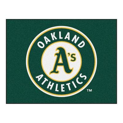 Oakland Athletics 3 ft. x 4 ft. All-Star Rug