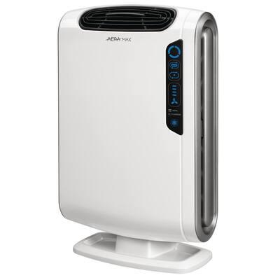 AeraMax DX55 True HEPA Medium Room Air Purifier 400 sq. ft. for Allergies, Asthma and Odor