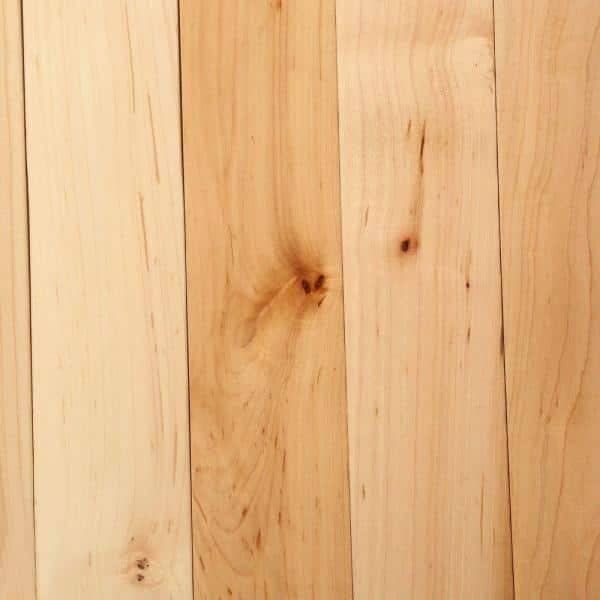 Bruce Natural Maple 3 4 In Thick X 2 1