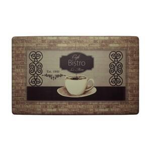 Café Bistro 18 in. x 30 in. Anti-Fatigue Gelness Kitchen Mat