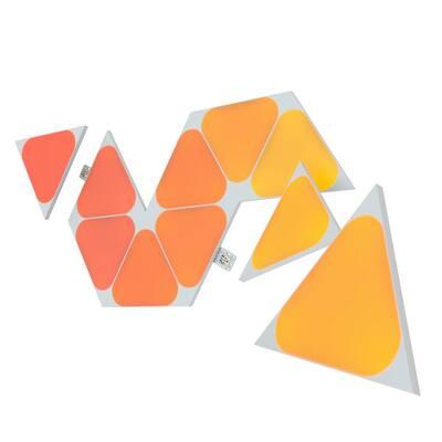 Nanoleaf Shapes-Mini Triangles Expansion Pack