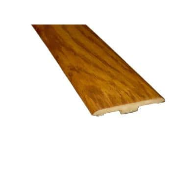 Oak Brewster 1/4 in. Thick x 1-3/4 in. Wide x 94 in. Length T-Molding