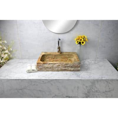 Oliver Vessel Sink in Onyx