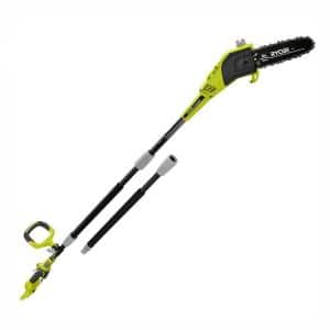 8 in. 40-Volt Lithium-Ion Cordless Battery Pole Saw (Tool Only)
