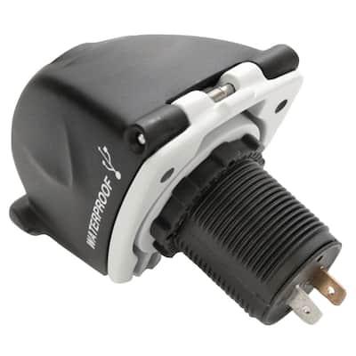 Waterproof Dual USB Charge Socket
