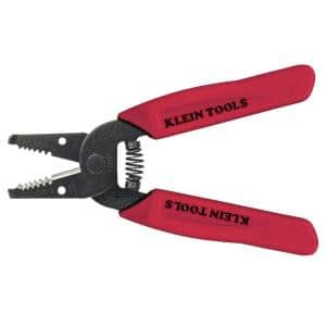 6-1/4 in. Wire Stripper & Cutter for 16-26 AWG Stranded Wire