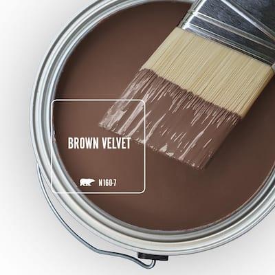 N160-7 Brown Velvet Paint