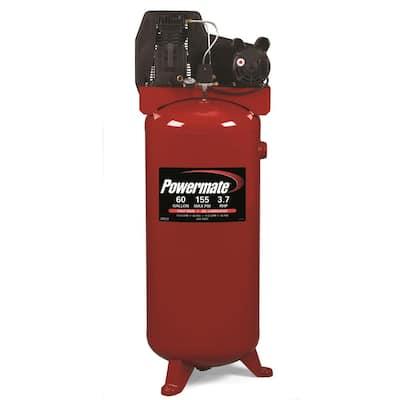 60 Gal. Stationary Electric Air Compressor