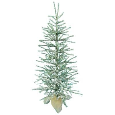 3 ft. Balled Snow Pine Tree 361 Tips